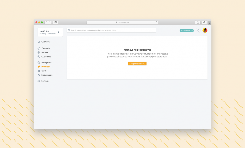 Flutterwave Store: The ultimate e-commerce solution for Africa.